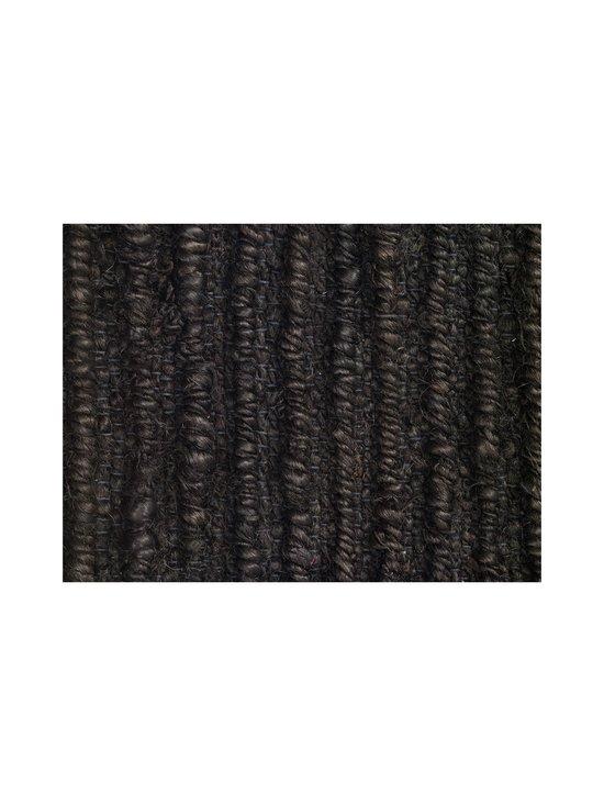 Roots living - Line Hemp -hamppumatto - BLACK | Stockmann - photo 2