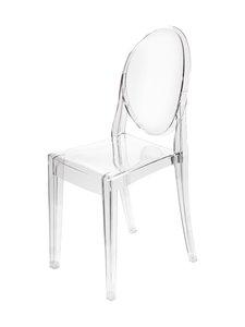 Kartell - Victoria Ghost -tuoli - KIRKAS/LÄPINÄKYVÄ | Stockmann