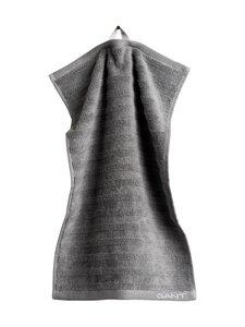 Gant Home - Organic Line -käsipyyhe 30 x 50 cm - 161 ELEPHANT GREY | Stockmann