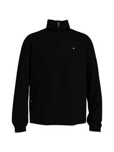 Tommy Hilfiger - Stand Collar Jacket -takki - BDS BLACK   Stockmann