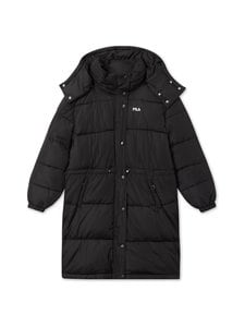 Fila - Tender Long Puffer -toppatakki - 002 BLACK | Stockmann