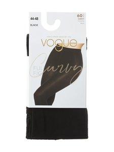 Vogue - Curvy 60 den -sukkahousut - 1210 BLACK | Stockmann