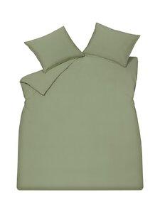Vandyck - Washed Cotton -pussilakana - SMOKE GREEN | Stockmann
