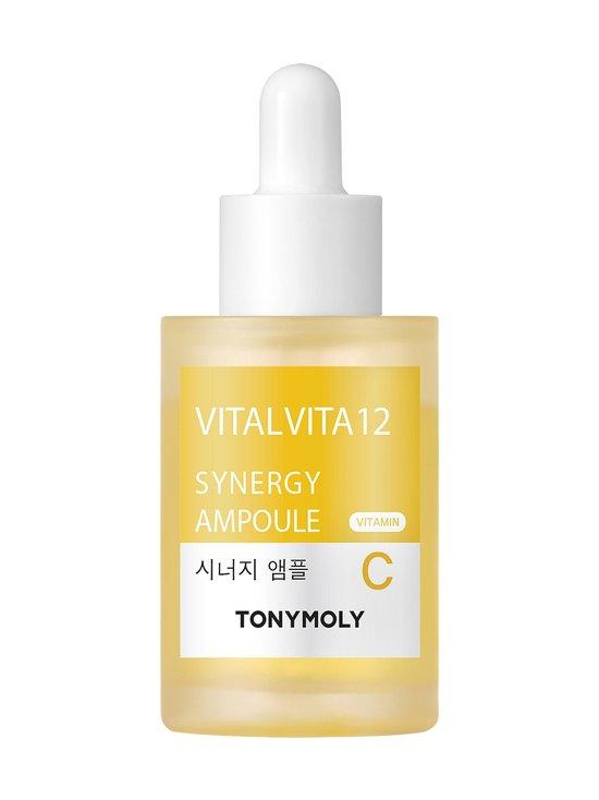 TONYMOLY - Vital Vita 12 Synergy Ampoule -seerumi 30 ml - NOCOL   Stockmann - photo 1