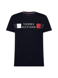 Tommy Hilfiger - Rwb Stripe Tee -paita - DW5 DESERT SKY | Stockmann