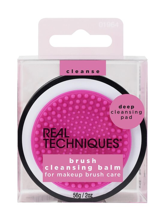Real Techniques - Brush Cleansing Balm -siveltimien puhdistusaine - NOCOL | Stockmann - photo 3