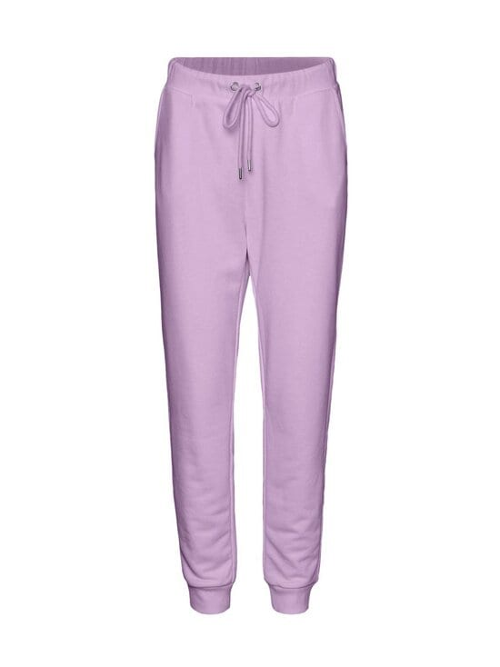 Noisy may - NMLUPA NW LOGO PANTS -collegehousut - ORCHID BLOOM | Stockmann - photo 1