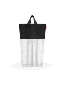 Reisenthel - #urban laundry tokyo -pyykkikori - MUSTA/VALKOINEN | Stockmann