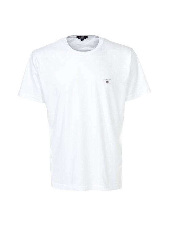 GANT - Solid-paita - WHITE | Stockmann - photo 1