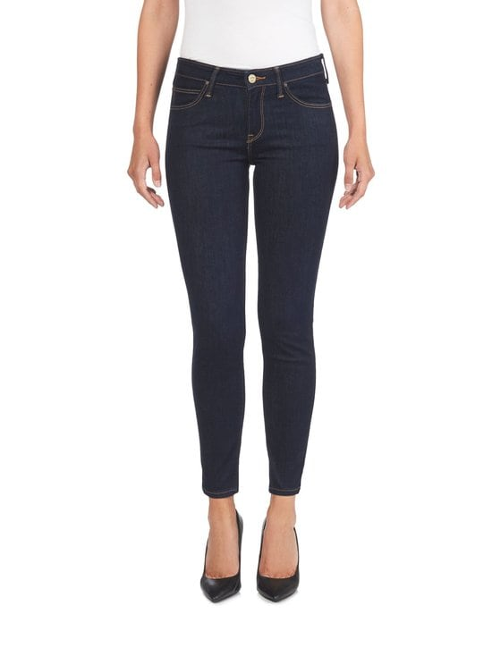 Lee - Scarlett Skinny -farkut - TUMMANSININEN | Stockmann - photo 1