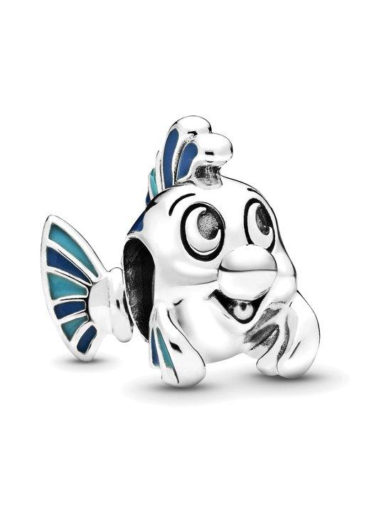 Disney Flounder Sterling Silver Charm -koru