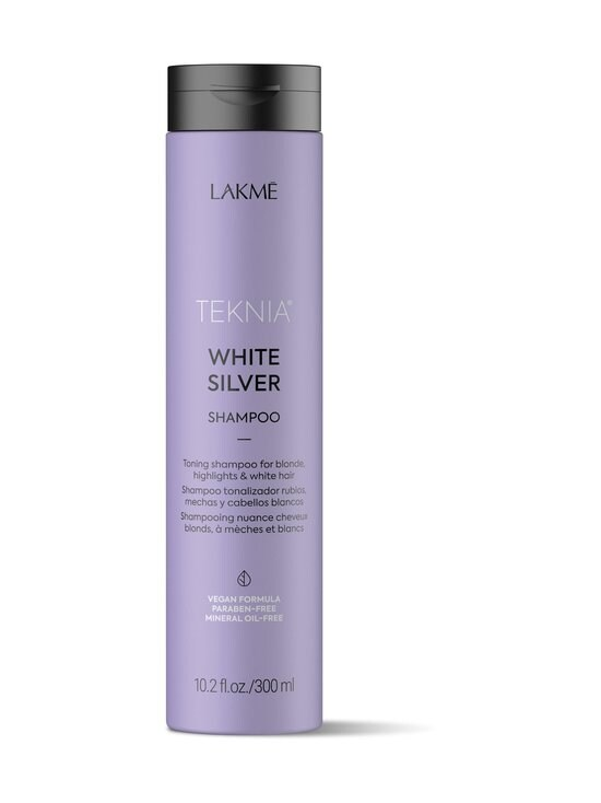 Lakmé - TEKNIA White Silver Shampoo 300 ml - NOCOL | Stockmann - photo 1