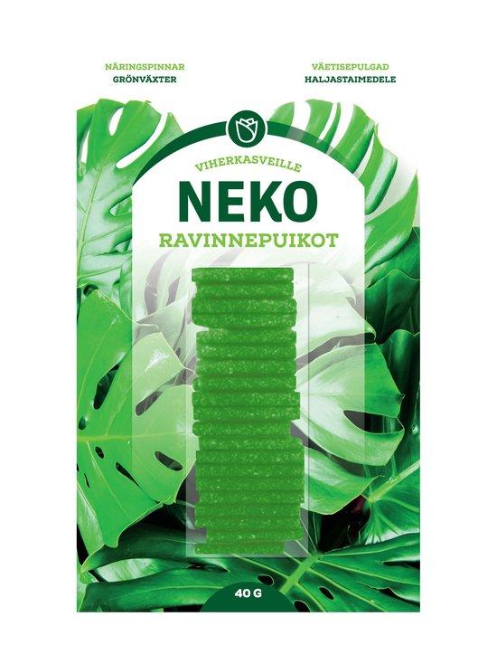 Neko - Ravinnepuikot viherkasveille 20 kpl/40 g | Stockmann - photo 1
