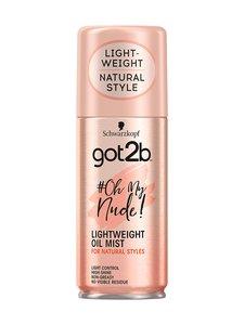Got2b - #OhMyNude Lightweight Oil Mist -öljysuihke 100 ml - null | Stockmann