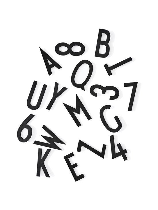 Design Letters - Kirjaimet muistitauluun - MUSTA | Stockmann - photo 1