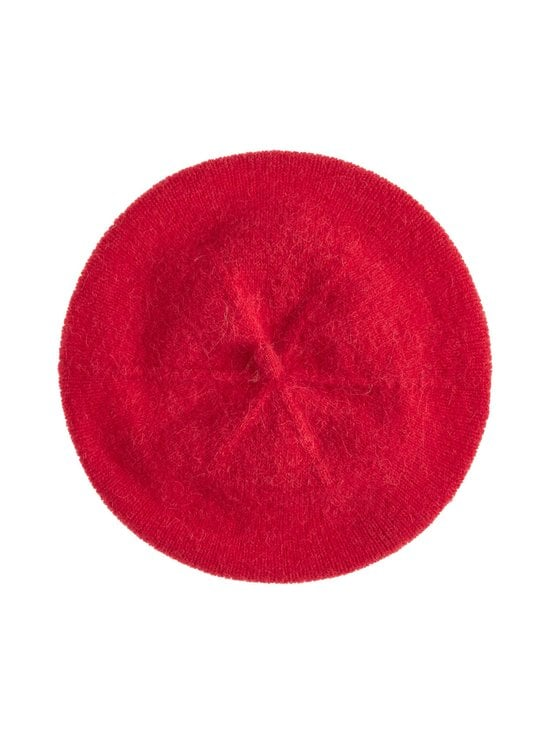 A+more - Pupulandia Quartzo Beret -baskeri - RED | Stockmann - photo 1