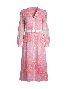 Michael Michael Kors - Midi Shirt Dress -mekko - 662 GERANIUM   Stockmann