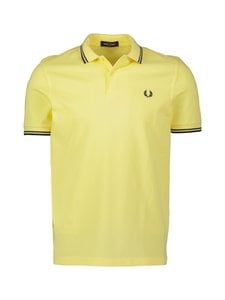 Fred Perry - Twin Tipped -pikeepaita - I27 DAFFODIL/PETROL DREAMS/NAVY   Stockmann
