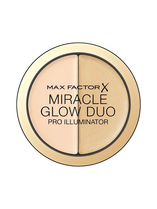 Max Factor - Miracle Glow Duo Pro Illuminator -korostusväri - 10 LIGHT | Stockmann - photo 1