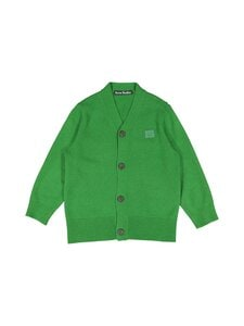 Acne Studios - Mini Keve F -villaneuletakki - DEEP GREEN BGO | Stockmann