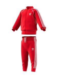 adidas Originals - Sst Track Suit -verryttelyasu - SCARLE/WHITE | Stockmann