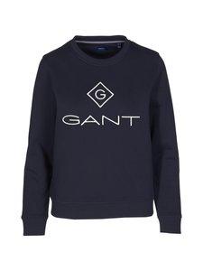 GANT - Logo-collegepaita - EVENING BLUE | Stockmann