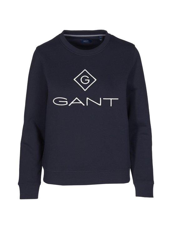 GANT - Logo-collegepaita - EVENING BLUE | Stockmann - photo 1