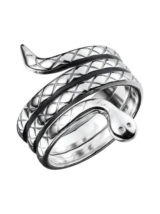 Kalevala - Käärme-sormus - HOPEA   Stockmann - photo 1