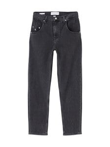 Calvin Klein Jeans - Mom Jean -farkut - 1BY DENIM BLACK | Stockmann