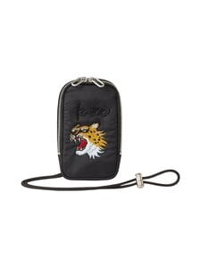 Kenzo - Phone Pouch With Strap -laukku - BLACK | Stockmann