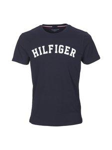 Tommy Hilfiger - Tee Logo -paita - NAVY BLAZER (TUMMANSININEN) | Stockmann