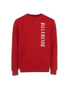 BILLEBEINO - Side Print Sweatshirt -collegepaita - 35 RED | Stockmann