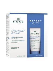 Nuxe - Duo Set Crème Fraîche 48 HR Melting Moisturising Cream -voide 30 ml + 15 ml - null | Stockmann