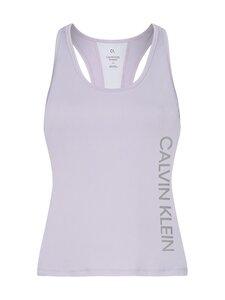 Calvin Klein Performance - Tank Top -toppi - 540 PURPLE HEATHER | Stockmann