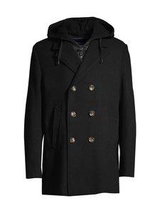 Bugatti - Jacket Wool -takki - 290 BLACK | Stockmann