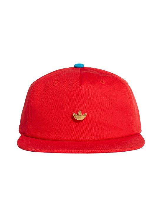 adidas Originals - Samstag Arc -lippalakki - RED | Stockmann - photo 1