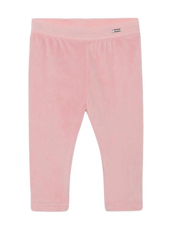 Velour-leggingsit