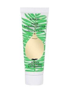 Korres - Beauty Shot Babassu Butter Intense Moisturising Nourishing Mask -kasvonaamio 18 ml - null   Stockmann