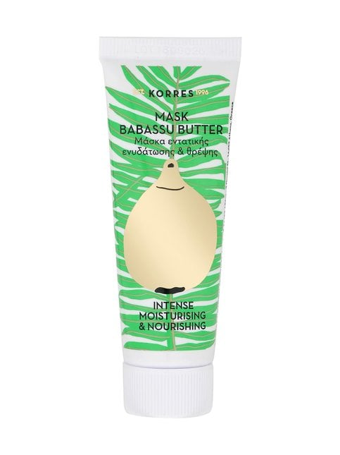 Beauty Shot Babassu Butter Intense Moisturising Nourishing Mask -kasvonaamio 18 ml