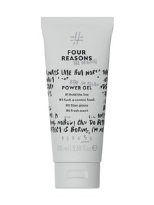 Four Reasons - Power Gel -hiusgeeli 100 ml | Stockmann