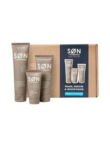Barberians - Son Basic Face Set -ihonhoitopakkaus | Stockmann