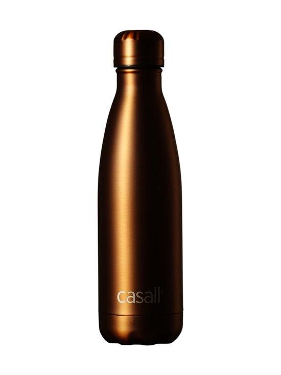 Casall - ECO Cold Bottle -juomapullo 0,5 l - BRONZE METALLIC | Stockmann - photo 1