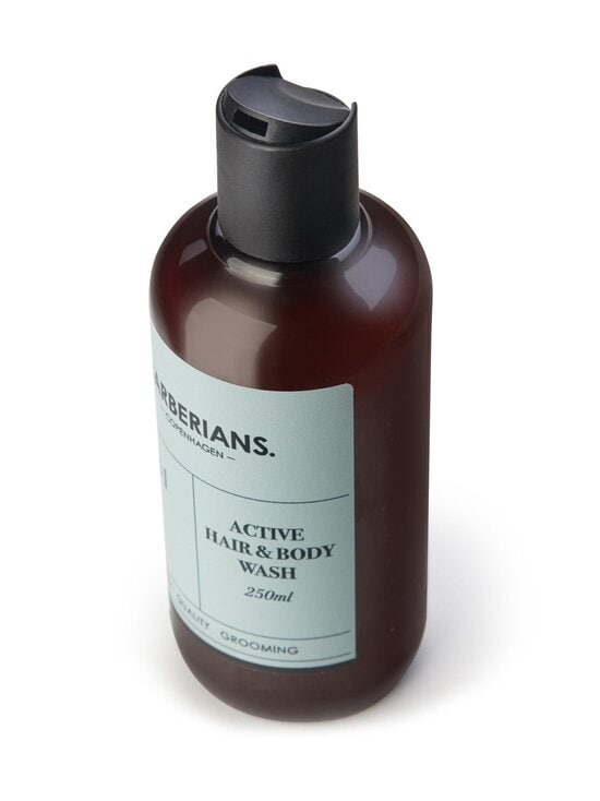 Barberians - Active Hair & Body Wash -suihkugeeli 250 ml - NOCOL | Stockmann - photo 2