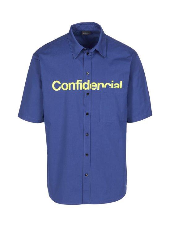 MARCELO BURLON - Confidencial-paita - 4515 BLUE LIME   Stockmann - photo 1