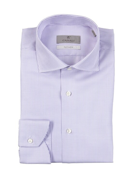 Canali - Impeccabile-kauluspaita - 902 PURPLE | Stockmann - photo 1