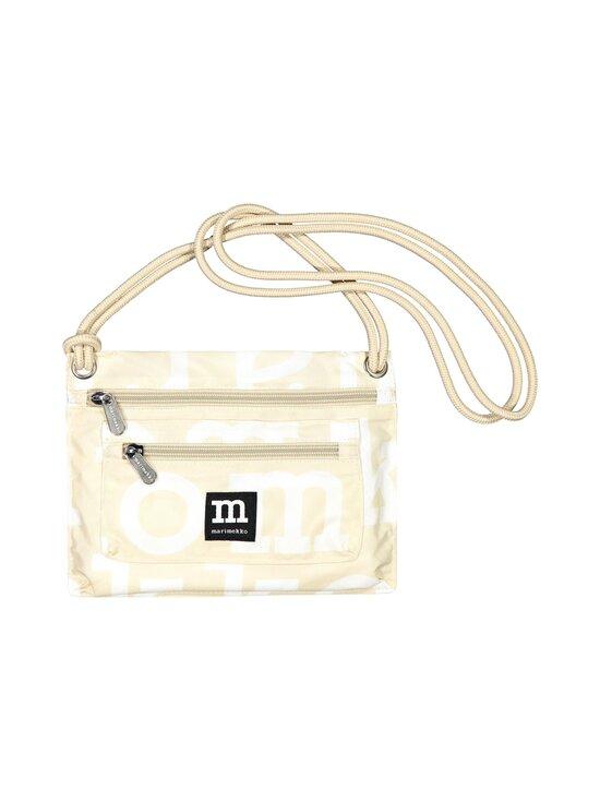 Marimekko - Smart Travelbag Logo -laukku - 810 BEIGE, OFF-WHITE | Stockmann - photo 1
