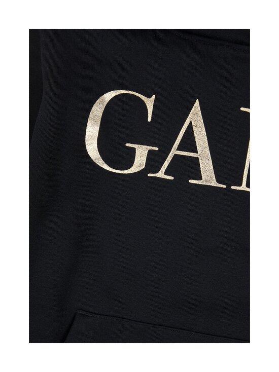 GANT - D1. Shiny Logo Hoodie -huppari - 5 BLACK   Stockmann - photo 3