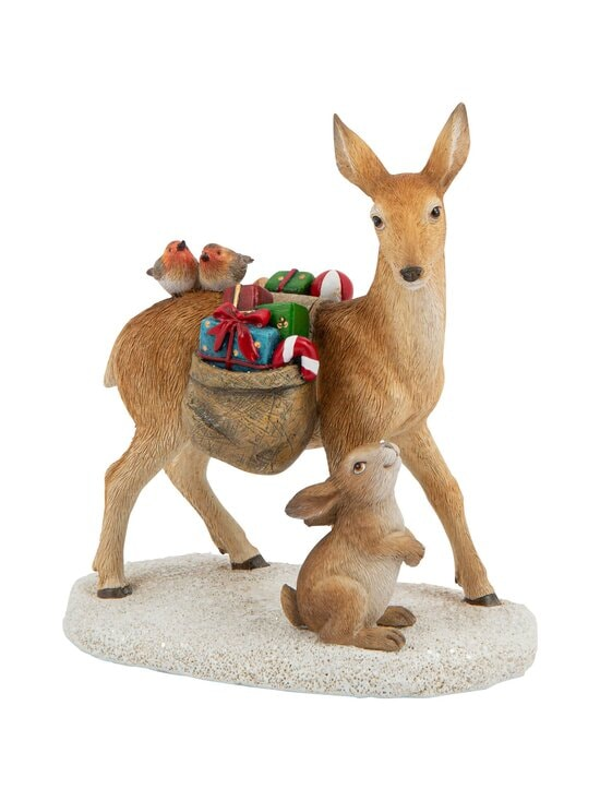 Villeroy & Boch - Winter Collage Accessoires Fawn with Gifts -joulukoriste - MULTICO | Stockmann - photo 1