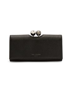 Ted Baker London - Solange Crystal Bobble Matinee Purse -nahkalompakko - 00 BLACK | Stockmann