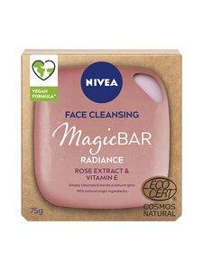 NIVEA - MagicBAR Radiance Cleansing Bar for Face -kasvosaippua 75 g | Stockmann